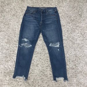 american eagle outfitters regular jeans